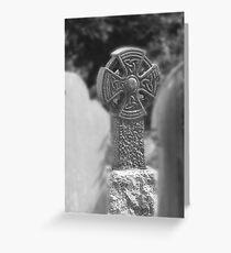 Celtic Cross 2 Greeting Card