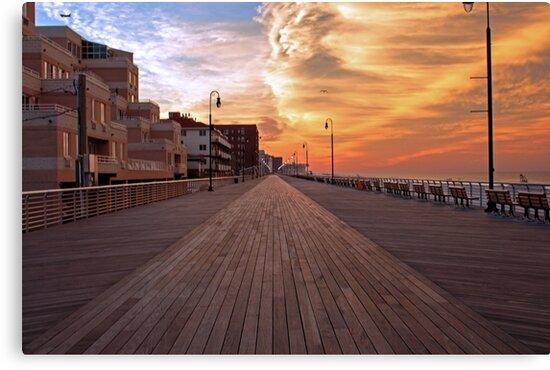 The Boardwalk by AnneDB