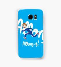 Allons-y! (full colour) Samsung Galaxy Case/Skin