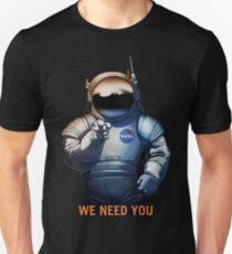 Nasa - A Journey To Mars Unisex T-Shirt