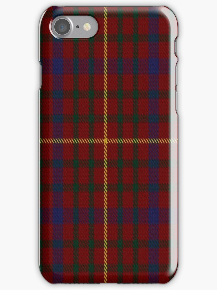 01371 Capricornica Fashion Tartan  by Detnecs2013
