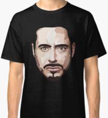 Robert Downey Jr Classic T-Shirt