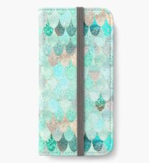 SUMMER MERMAID ORIGINAL by Monika Strigel iPhone Flip-Case/Hülle/Klebefolie