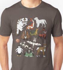 Avatar Menagerie T-Shirt