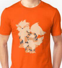 Growlithe Evolution T-Shirt