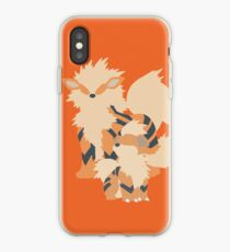 Growlithe Evolution iPhone Case