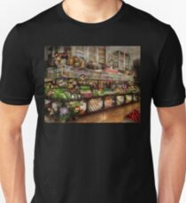 Grocery - Edward Neuman - The produce section 1905 Unisex T-Shirt