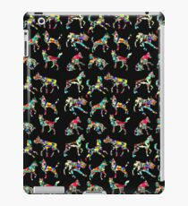 Color dogs iPad Case/Skin