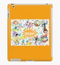 Nickalodeon 90s-00s iPad Case/Skin