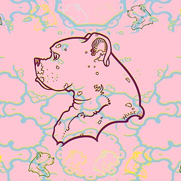 Miko Perfil Pinky 1 by EdwardHuse