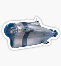 Cyclops Sticker