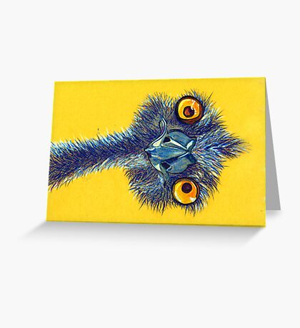 What You Lookin' At? Greeting Card