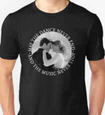 Caskett - May The Music Never Stop Unisex T-Shirt