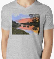 Rest Here V-Neck T-Shirt