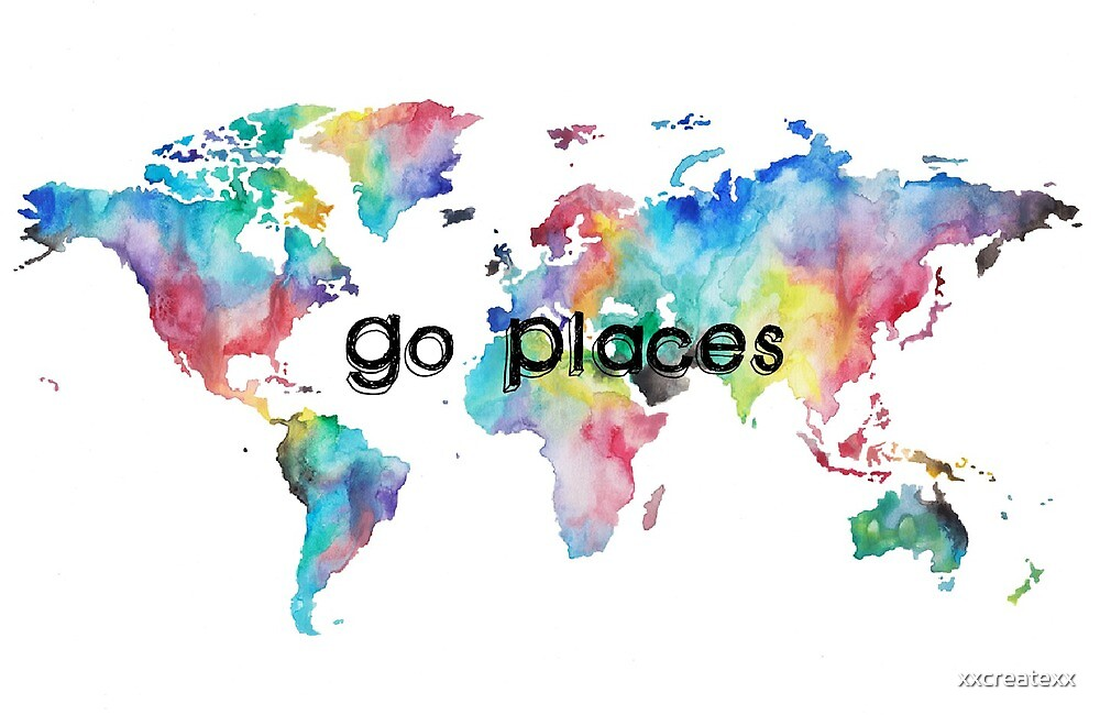 Go Places by xxcreatexx