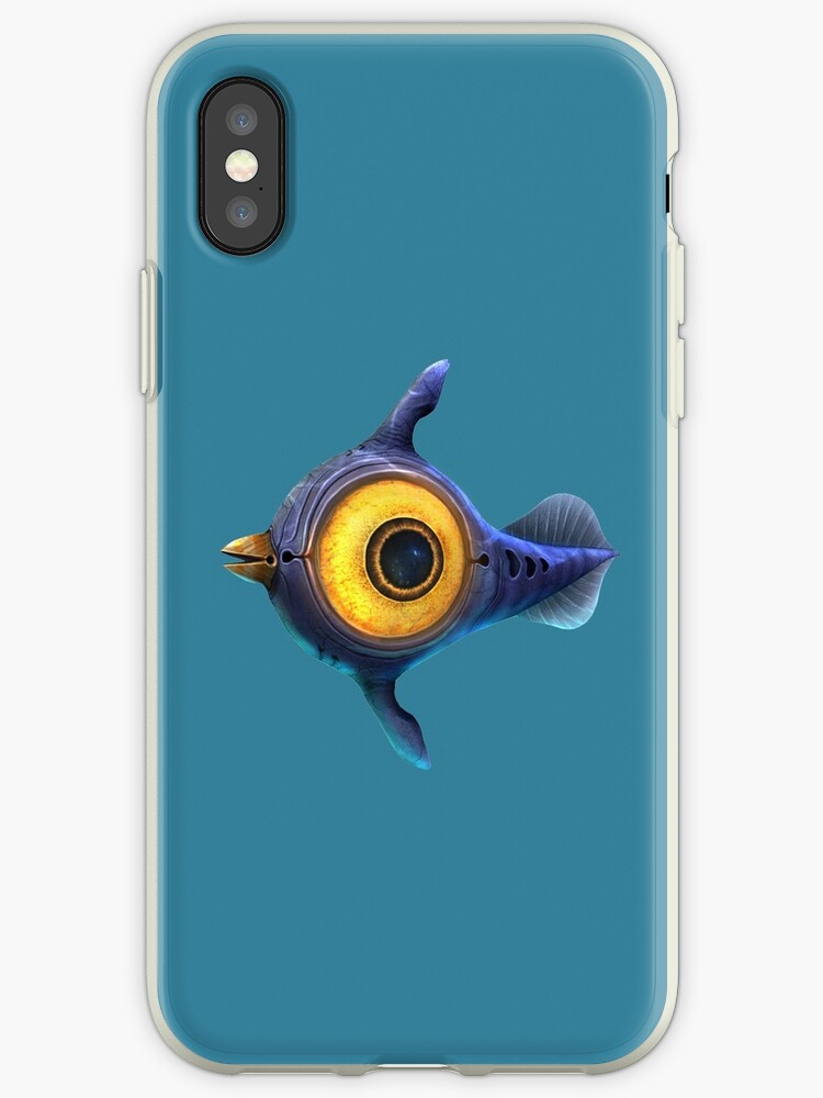 brand new 32b69 fac47 'Peeper 2' iPhone Case by UnknownWorlds