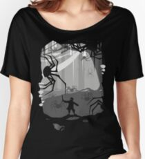 The Little Limbbit and the Spiders Women's Relaxed Fit T-Shirt