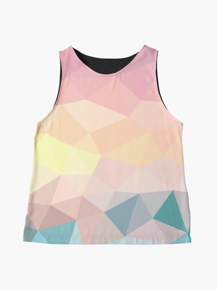 Alternate view of Sunset Beach Tris  Sleeveless Top