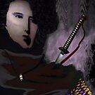 Queen of Swords by Maraia