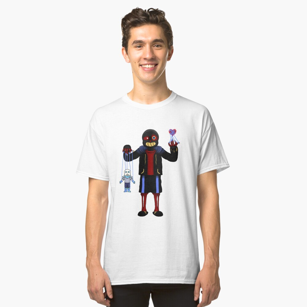 Error the destroyer of AU's Classic T-Shirt Front
