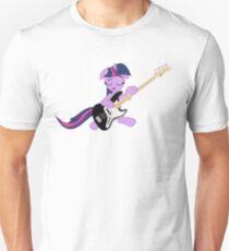 Twillight try bass guitar Unisex T-Shirt