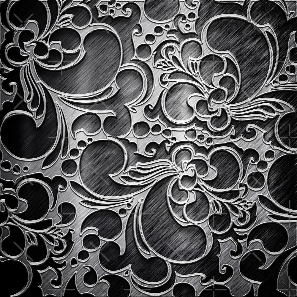 Metal curls by foxxya