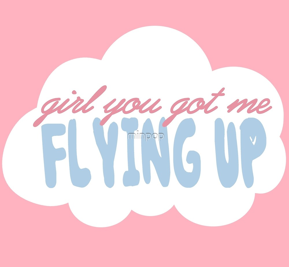 """EXO - Cloud 9 """"Girl you got me flying up"""" by minpop"""