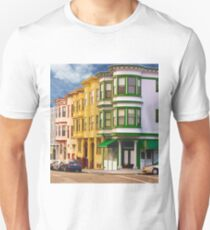 San Francisco Architecture T-Shirt