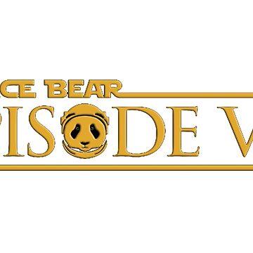 Episode VIII Space Bears  by geekomic