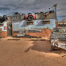 Mad Max Museum, Silverton, NSW by Adrian Paul