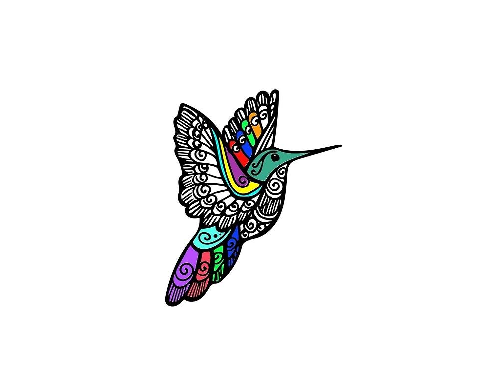 Hummingbird by Islam Inspired