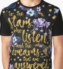 ACOMAF - To the Stars Graphic T-Shirt