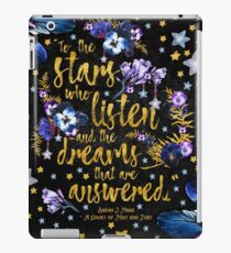 Vinilo o funda para iPad ACOMAF - A las estrellas