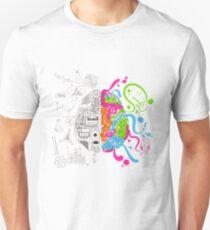 T-shirt Brain Unisex T-Shirt