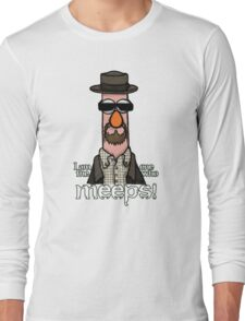 I am the one who meeps! Long Sleeve T-Shirt