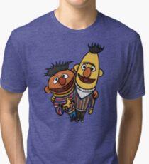 Bert And Ernie Tri-blend T-Shirt