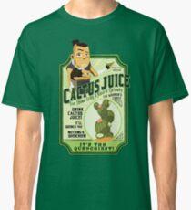 Camiseta clásica Beber jugo de cactus