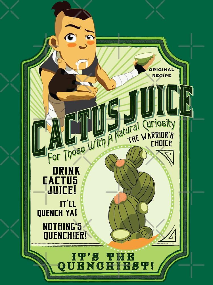 Trinken Sie Kaktussaft von fwick