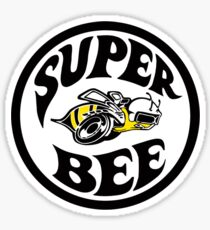 Super Bee Design Sticker