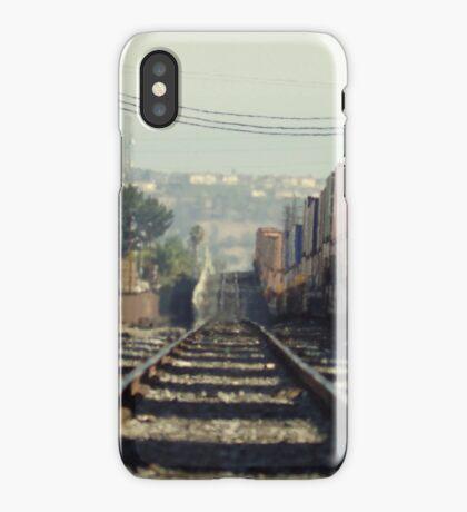 To & Away iPhone Case/Skin