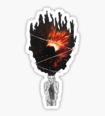 Mind Explosion Sticker