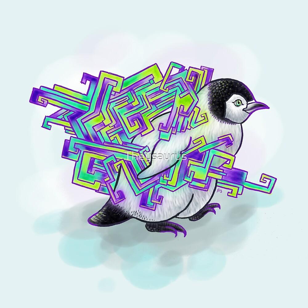 «Spirit Penguin» de Theysaurus