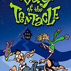 Day Of The Tentacle by idaspark