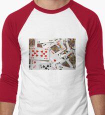 Cards Men's Baseball ¾ T-Shirt