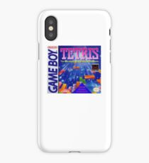 TETRIS! iPhone Case/Skin