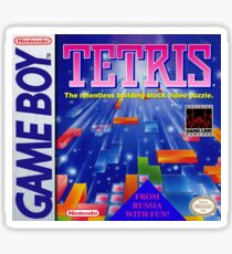 TETRIS! Sticker