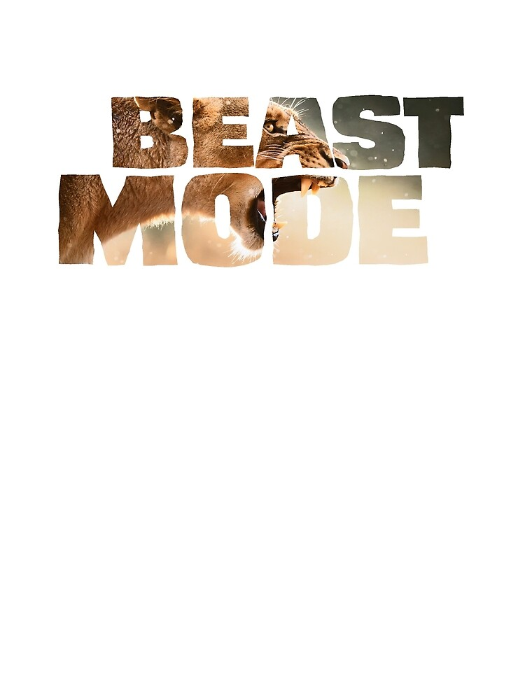 beast mode by largebreed