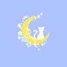 Cosmic Bubble Artemis  by Vanessa Trepanier
