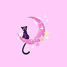 Cosmic Bubble Luna by Vanessa Trepanier