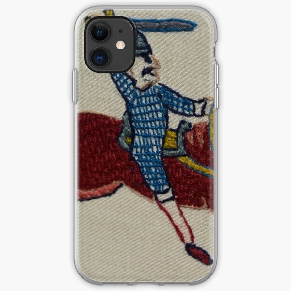 Into the fray iPhone Soft Case